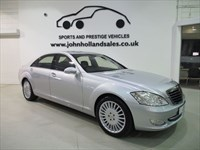Used Mercedes S500 LWB Stunning Example Huge Spec FMBSH