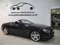 Used Mercedes SL350 Massive Spec AMG Sports Pack, Driver Assist Pack Pan Roof FMBSH