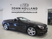 Used Mercedes SL350 Huge Spec AMG Sports Pack Driver Assist Pack Pan Roof