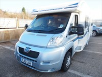 Used Peugeot Boxer  Bailey Approach SE 2.2 Hdi 4 berth Motor Home
