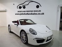 Used Porsche 911 CARRERA S Big Spec Nav 20's Spts Exhaust Sports Seats FPSH