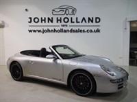 "Used Porsche 911 CARRERA 4 S Turbo Bodied Big Spec Nav 19""s Outstanding Condition"