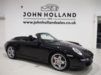 "Used Porsche 911 CARRERA 4 S  Turbo Bodied 19"" Sat Nav Stunning Example FSH"