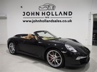 "Used Porsche 911 CARRERA S PDK Latest 991 Launch Car 20""s Chrono Plus Great Spec As New FPSH"