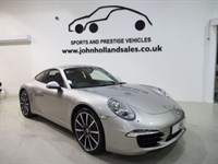 Used Porsche 911 991 CARRERA PDK Great Spec Low Miles Stunning FPSH