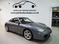 Used Porsche 911 CARRERA 4 TIPTRONIC S Outstanding Condition & History
