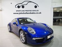 "Used Porsche 911 CARRERA 4S PDK Massive Spec Nav Sunroof 20"" Alloys"