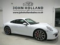 "Used Porsche 911 CARRERA S PDK Big Spec 20"" Alloys Chrono Sports Exhaust FPSH"