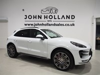 "Used Porsche Macan TURBO PDK HUge Spec 21"" Alloys Pan Roof"