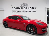 Used Porsche Panamera GTS PDK Sports Chrono Sports Exhaust Air Suspension  1 Owner