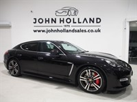 "Used Porsche Panamera Turbo PDK Big Spec 20""s Rear Ent Spts Exhst Carbon Interior S Chrono"