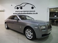 Used Rolls-Royce Ghost 1 Owner Big Spec Rear Theatre Pan Roof Full Rolls History