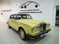 Used Rolls-Royce Silver Shadow II. Stunning Condition and Amazing Service History. Collector's Example