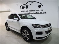 Used VW Touareg V6 ALTITUDE TDI BLUEMOTION TECHNOLOGY 1 Owner Pan Roof FVWSH