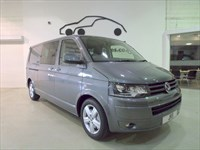 Used VW Transporter T32 Highline Kombi LWB 4x4 Massive Spec Lthr S/Roof As New