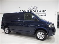 Used VW Transporter T28 TDI HIGHLINE Ply Lined Bluetooth Sliding Door