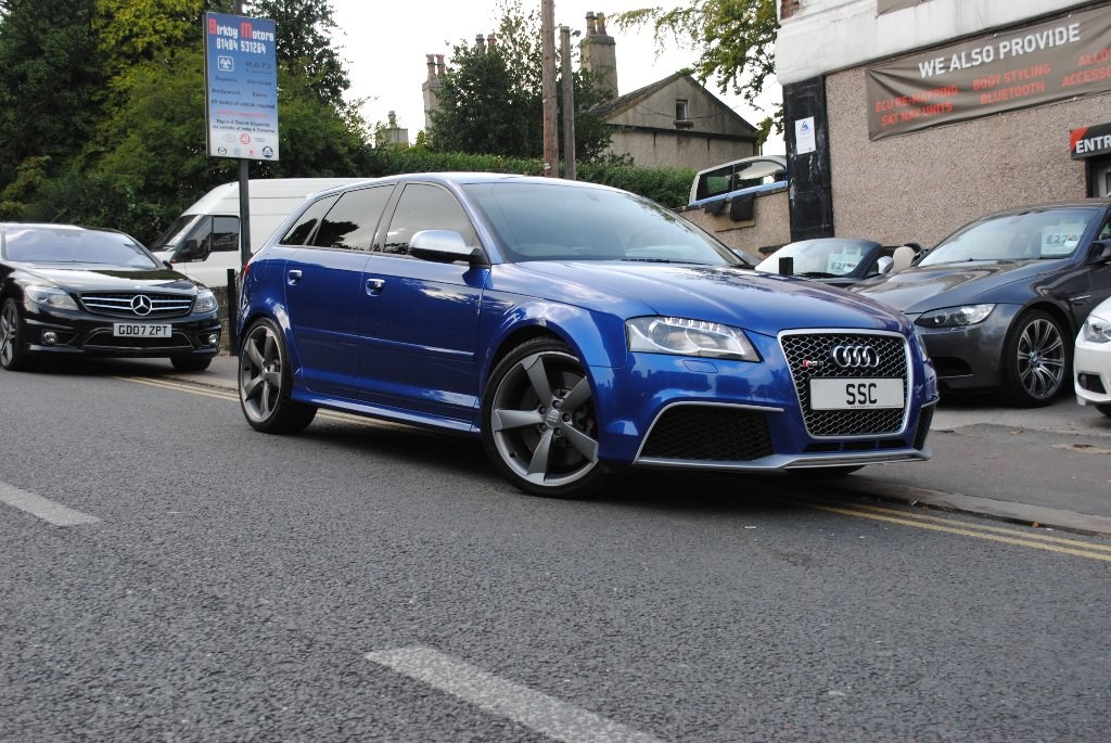 Used audi rs3 hatchback for sale