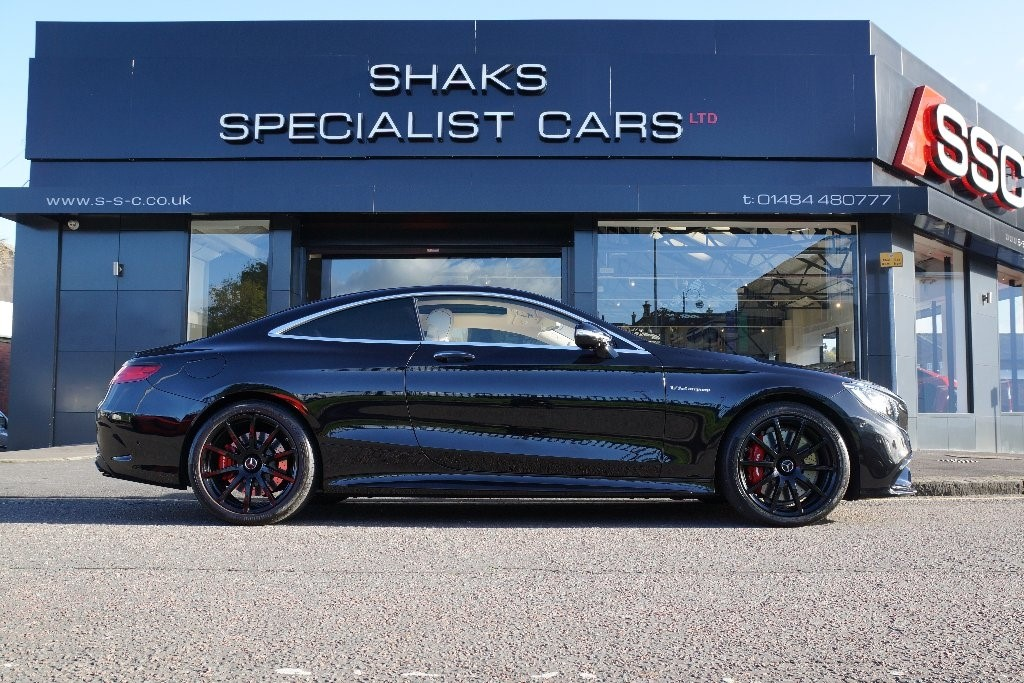 Shaks Specialist Cars Ltd Huddersfield West Yorkshire