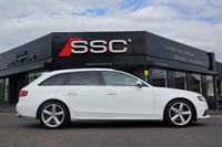 Used Audi A4 Avant TFSI S Line Tronic Quattro 5dr