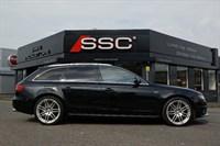 Used Audi A4 Avant TFSI S Line Tronic Quattro 5dr