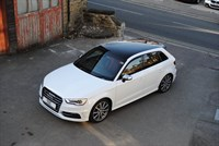 Used Audi S3 quattro Sportback 5dr S Tronic 4WD