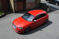 Used Audi S3 S3 Quattro 5dr S Tronic +++NOW SOLD+++