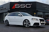Used Audi S3 TFSI Black Edition Sportback S Tronic Quattro 5dr