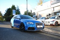 Used Audi S3 S3 Quattro 5dr WITH RS3 STYLING+PANROOF+BOSE+