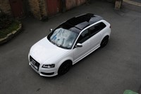 Used Audi S3 S3 Quattro 5dr S Tronic WITH BUCKET SEATS+PANROOF+