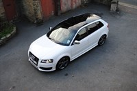 Used Audi S3 S3 Quattro Black Edition 5dr S Tronic