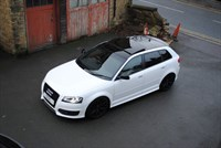 Used Audi S3 T FSI quattro Black Edition Sportback 5dr S Tronic 4WD