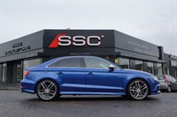 Used Audi S3 TFSI S Tronic Quattro 4dr