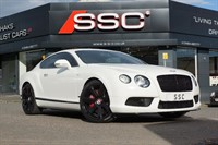Used Bentley Continental V8 S GT 2dr