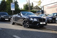 Used Bentley Continental GTC V8 2dr Auto WITH MASSAGE SEATS+AIR SCARF++
