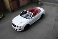 Used Bentley Continental GTC W12 2dr Auto SUPERSPORT BODYKIT+MULLINER+