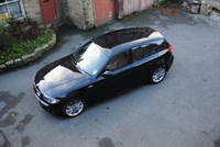 Used BMW 120d 1 SERIES M Sport 5dr Step Auto