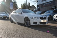 Used BMW 320d 3 SERIES M Sport 2dr WITH RED LTHR+XENONS++