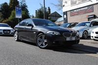 Used BMW 525d 5 SERIES [218] M Sport 4dr Step Auto +++NOW SOLD+++