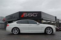 Used BMW 525d 5 Series M Sport 4dr