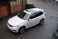 Used BMW X5 TD (s/s) xDrive30d M Sport 5dr 4WD