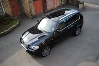 Used BMW X5 xDrive40d M Sport 5dr Auto WITH PANROOF+7SEATS++