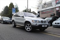 Used BMW X5 4.4i V8 Sport 5dr Auto WITH SAT/NAV+SUNROOF++
