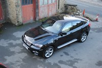 Used BMW X6 xDrive35d 5dr Step Auto