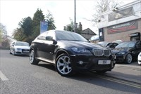 Used BMW X6 xDrive35d 5dr Step Auto WITH HEADUP+KEYLESS++
