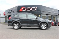 Used Chevrolet Captiva VCDi LT 5dr (7 seat)