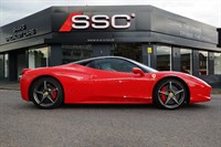 Used Ferrari 458 Italia 2dr Auto