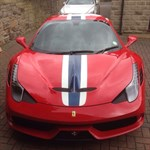 Used Ferrari 458 Speciale 2dr Auto WITH NART RACING STRIPE++