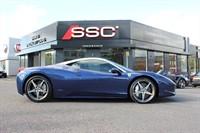 Used Ferrari 458 Italia 2dr