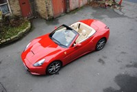 Used Ferrari California 4.3 2dr