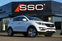 Used Kia Sportage CRDi 3 5dr (Idle, Stop and Go)